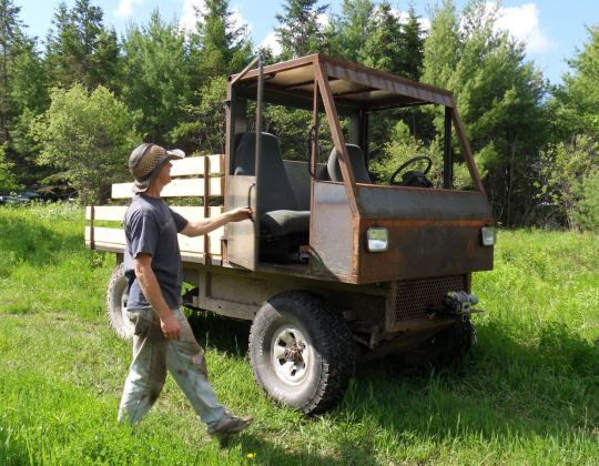 Andy S Homemade Truck Project
