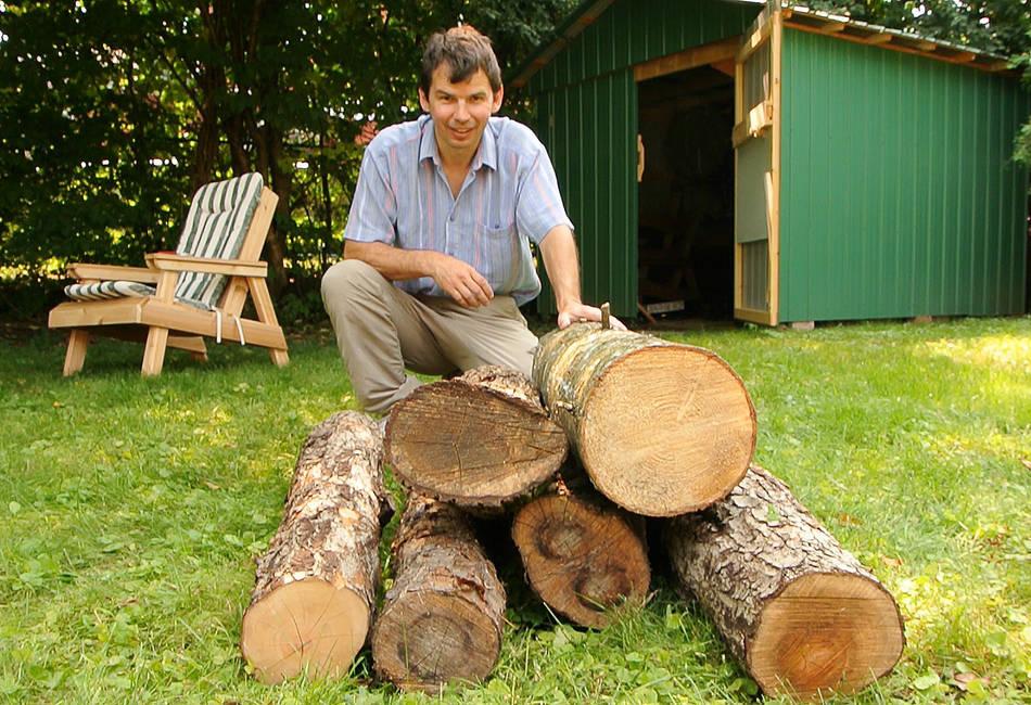 Sawmilling Again