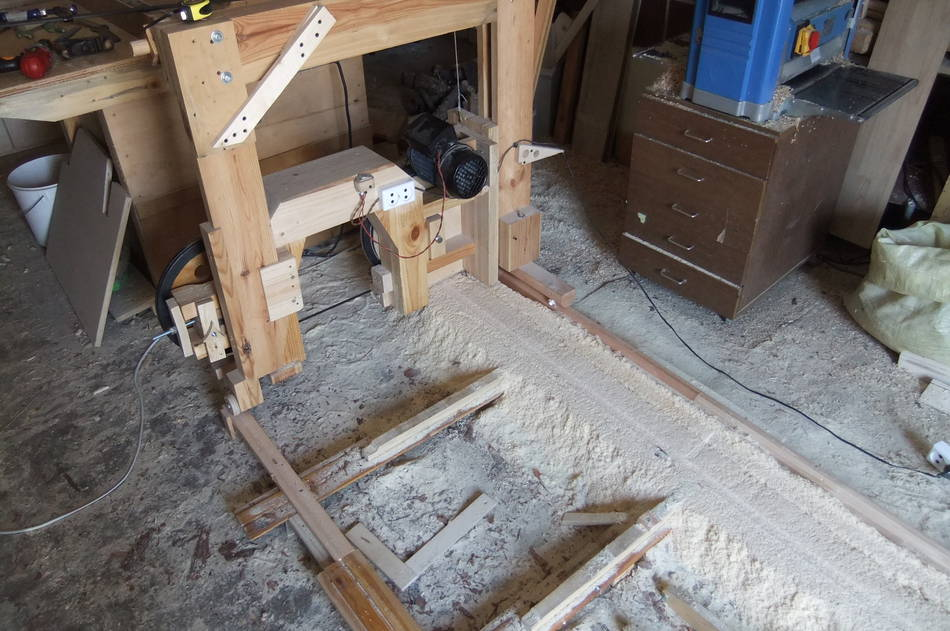 Martynas S Bandsaw Mill