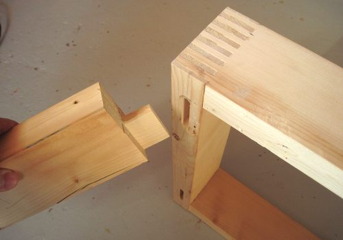 How to make cabinet face frames
