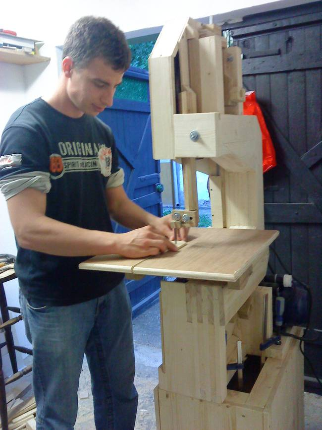 Woodwork Band Saw Woodworking Pdf Plans