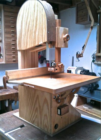 """How Much Is A Wheel Alignment >> Jens Larsen's small 10.5"""" bandsaw"""