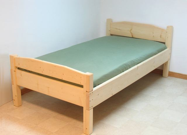 build a twin bed
