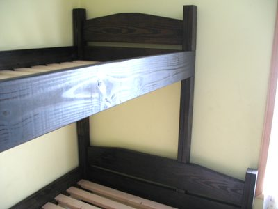 Childrens Bunk Beds  Cabinets on Wood Plans For Loft Bed Bedding