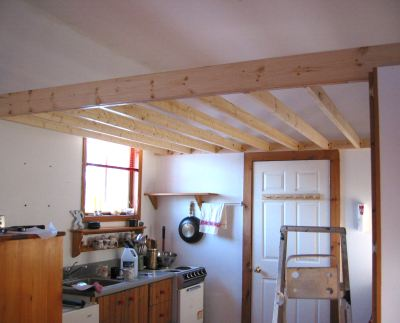 Diy small desk plans for bedroom diy 12x16 storage shed plans building a loft bed attached to - Beds attached to the wall ...