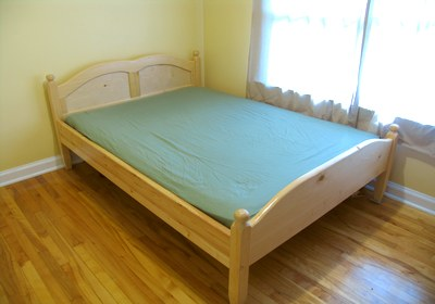 2X4 Bed Frame Plans http://woodgears.ca/bed_frame/index.html