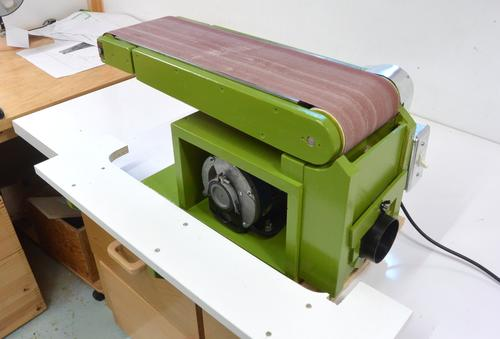 Homemade Belt Sander