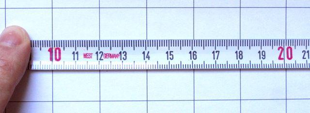 Tape Measure Test >> BigPrint usage tutorial