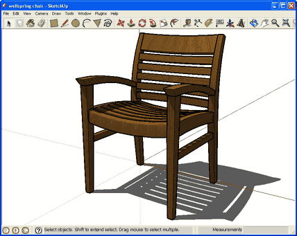 Importing CAD images to BigPrint