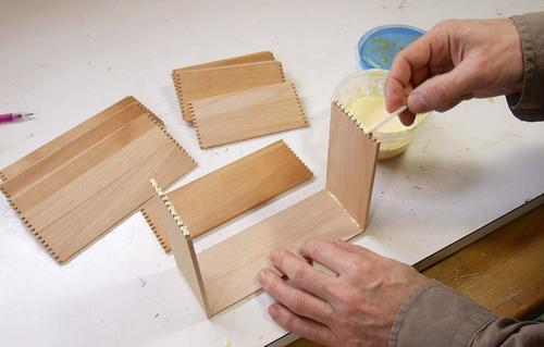 Making small box joined boxes for How to make a ring box out of wood