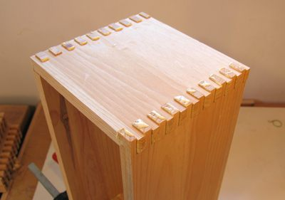 More On Making Box Joints