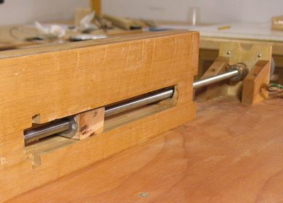 wood table saw
