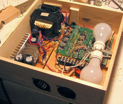 Computer Controlled Precision Box Joint Jig