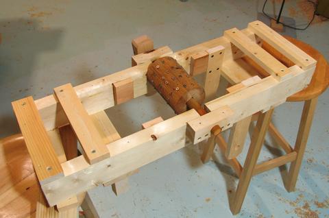 Building An Apple Grinder