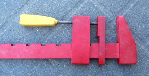 Como hacer prensas para madera hacer bricolaje es for Sargentos de madera