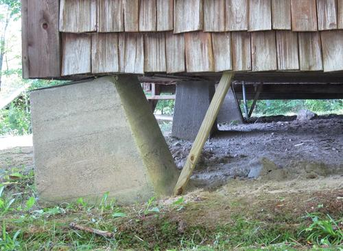 Foundation frost heaving for House foundation options