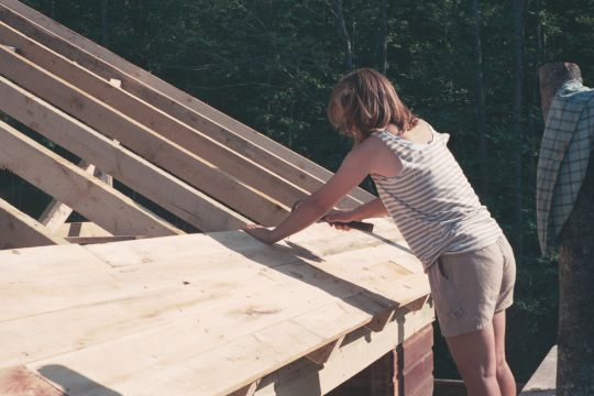Framing A Cottage