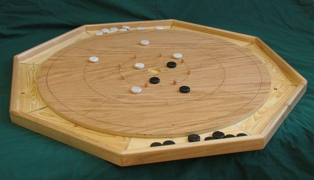 Building a crokinole board