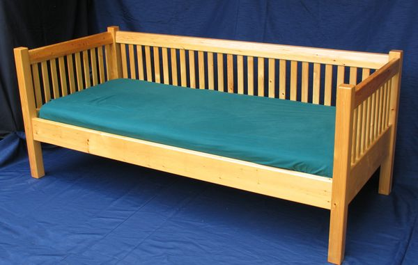 Building a day bed for Diy outdoor daybed plans