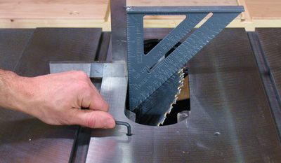 How to install a table saw blade images wiring table and diagram how to install a table saw blade image collections wiring table table saw alignment readjusting the greentooth Choice Image