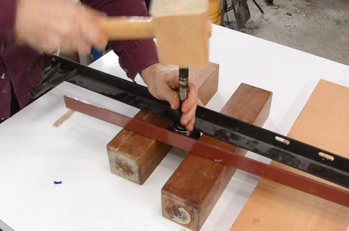 Table saw bearing replacement