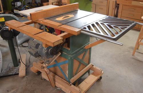 What S A Hybrid Table Saw