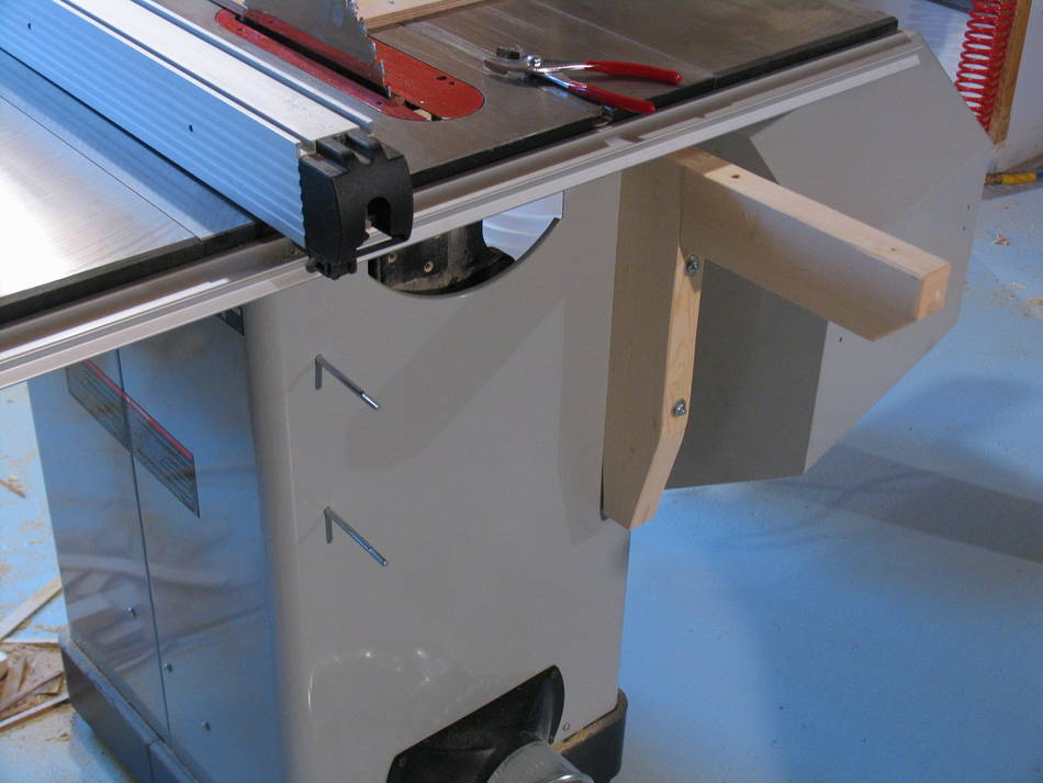 Table Saw Outfeed Extension Bing Images