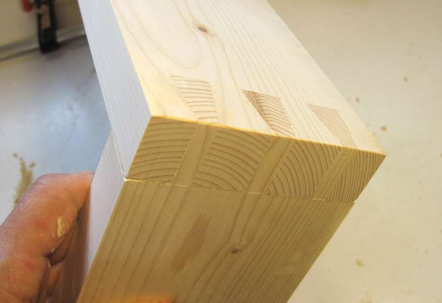box joint vs dovetail joint