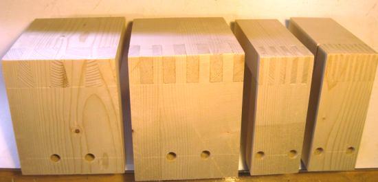 Dovetail Vs Box Joint Strength