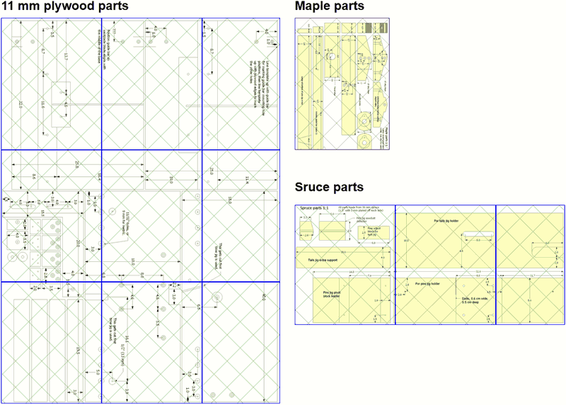 The plans also include images that can be loaded into the free eval ...