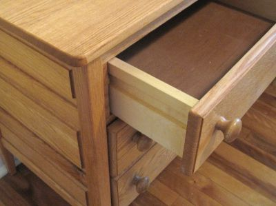 ... source of hardwood,and its too expensive to buy just to make drawers