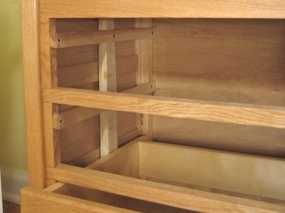 How To Make Wood Drawers Slide Smoothly