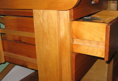 Wood drawer slides question - Woodworking Talk - Woodworkers Forum