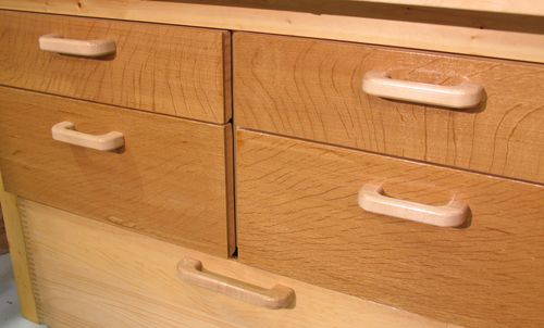 Making Wooden Drawer Handles