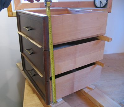 How To Make A Chest Of Drawers Look Old