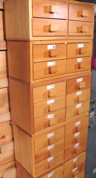 Building Wood Drawers ~ Wooden drawer slides