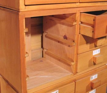Wooden drawer slides for Making simple drawers