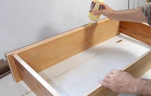 fabrication de tiroirs de commode. Black Bedroom Furniture Sets. Home Design Ideas