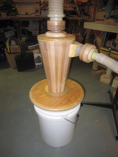 Woodwork Cyclone Wood Dust Collector Pdf Plans