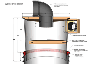 Small dust collector plans preview