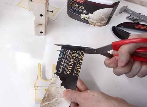 Building The Tipping Ramp Mouse Trap