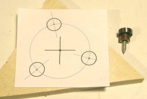 pen shaking contraption