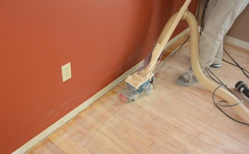 Floor Refinishing By Trial And Error