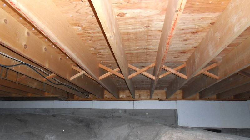 Wood Floor Support Beams Can They Be Cut Notched Avs