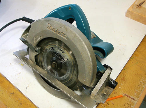 Homemade table saw from circular saw greentooth Image collections