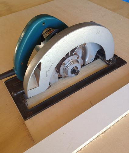 Dereks home made table saw greentooth Images