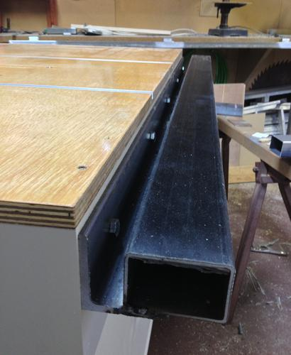 Derek S Home Made Table Saw