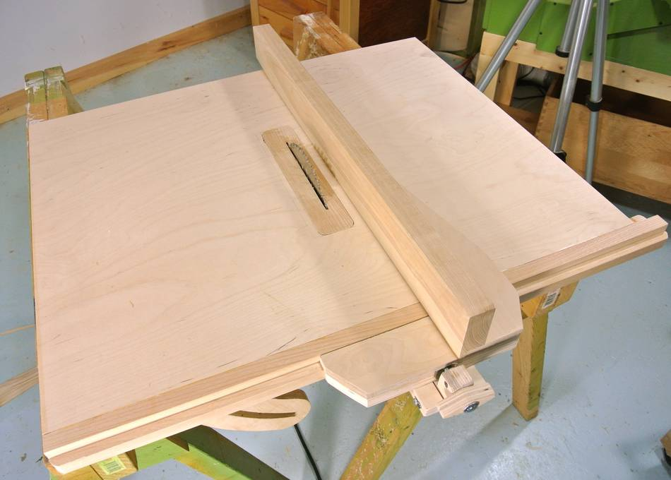 Homemade table saw fence Table saw fence