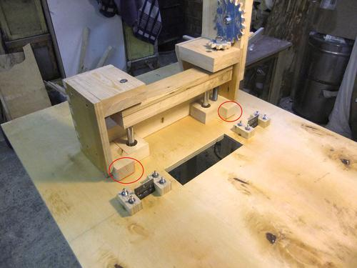 Martynas Valunas S Homemade Table Saw