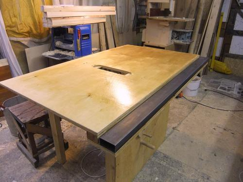 Table Saw Homemade The Best : Martynas Valunass homemade table saw